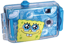 Nickelodeon SpongeBob Camera