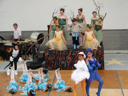 Hampton Ballet Theatre; dancers, child performers; Peter and the Wolf