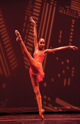 Renee Barath; Dance Theatre of Harlem; Concerto in F