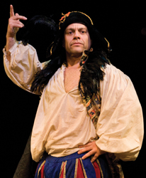 Taming of the Shrew; Shakespeare actor