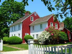 Dr. Daniel Kissam House Museum in Huntington, NY
