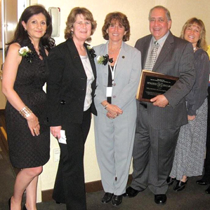 Jawonio Cranio-Facial Clinic; receive the NYSSLHA award in April 2010