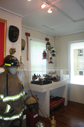 Our Lives in Their Hands: Fire, Police & Emergency Services exhibit at Orangetown Historical Museum & Archives