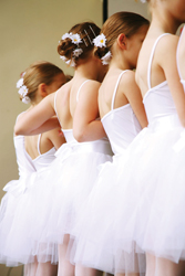 ballet dancers; young girls ballet