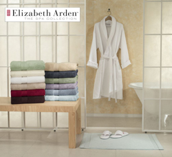 Elizabeth Arden luxury bath collection; the spa collection