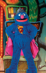Super Grover; Sesame Street Live: Elmo's Healthy Heroes