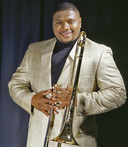 Wycliffe Gordon Sextet; jazz musician