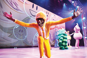 Yo Gabba Gabba Live!: There's a Party in My City