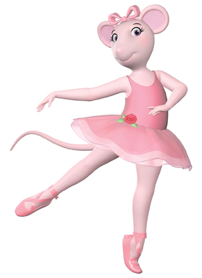 Angelina Ballerina the Musical; Angelina Ballerina: The Next Steps