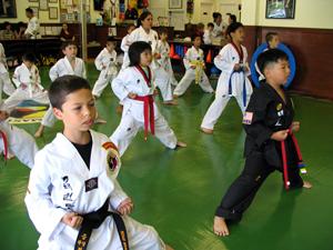 Master Jung & Master Yu Traditional Taekwondo
