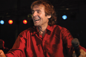 Davy Jones performing