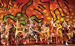 National Dance Institute's Celebration Team