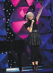 Katherine McPhee, american idol