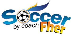 Soccer by Coach Fher logo