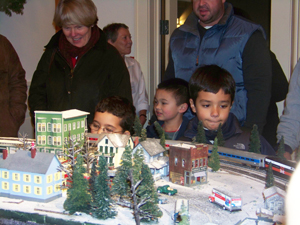Holiday Express Train Show at Fairfield Museum and History Center