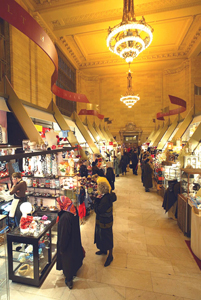 Grand Central holiday fair