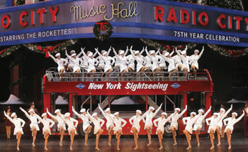 Radio City Christmas Spectacular, the Rockettes