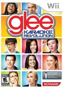 Karaoke Revolution: Glee for Wii
