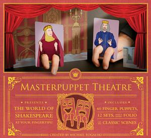 Masterpuppet Theatre; Shakespeare finger puppets