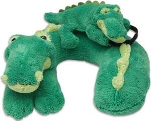 Noodleheads Travel Buddy and Bag Buddy, alligator