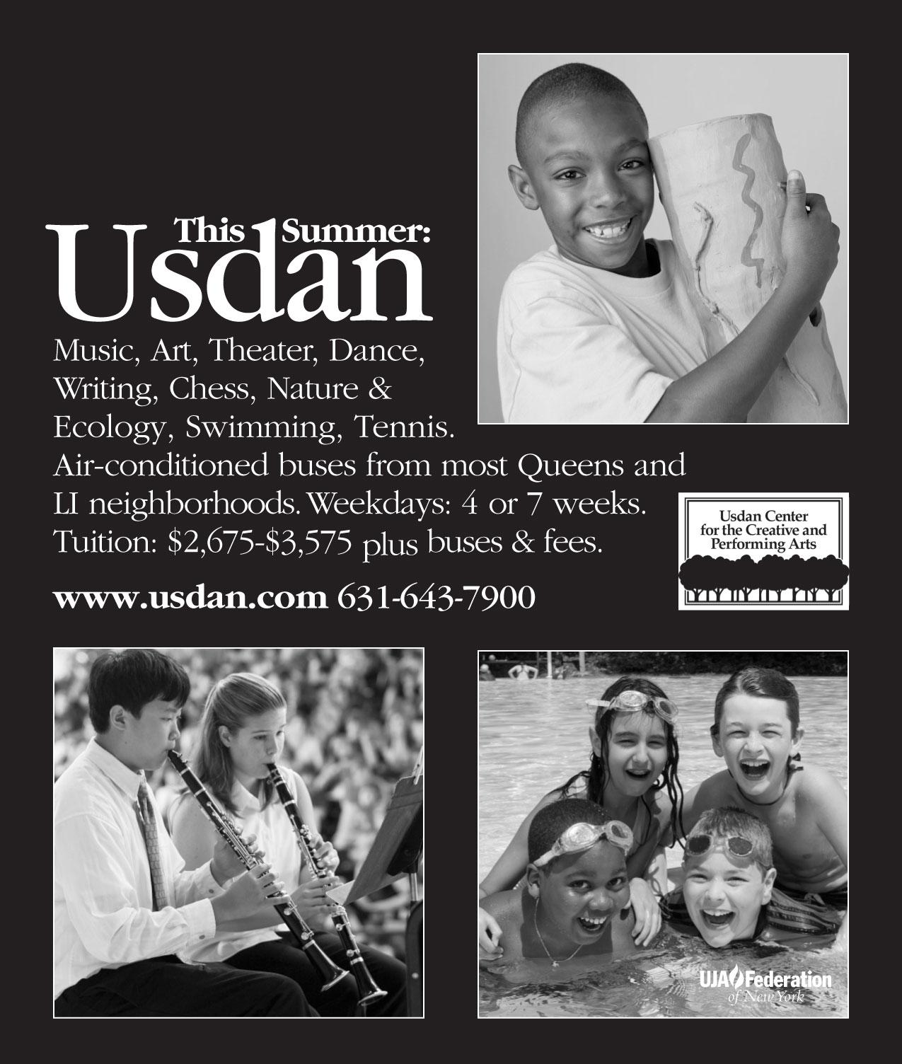 Usdan