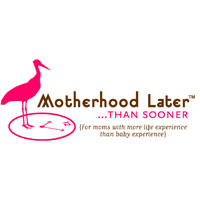 Motherhood Later...than Sooner, for moms with more life experience than baby experience