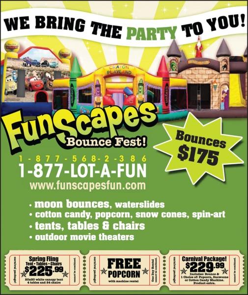 FunScapes Bounce Fest