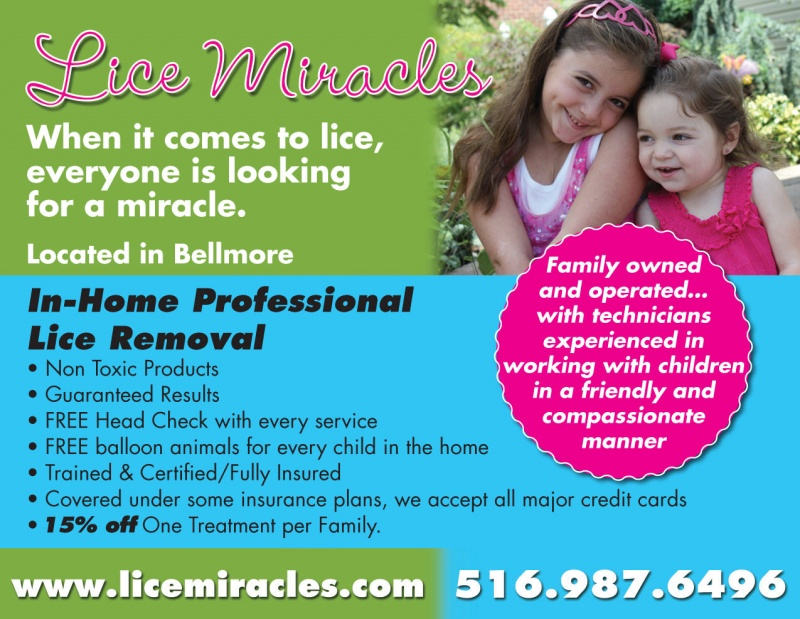 Lice Miracles