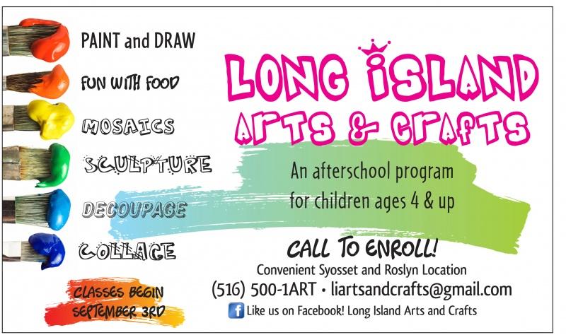 Long Island Arts & Crafts