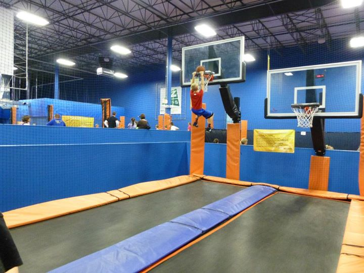 About Sky Zone Deer Park, NY: