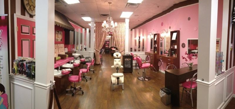 Seriously Spoiled Salon & Spa