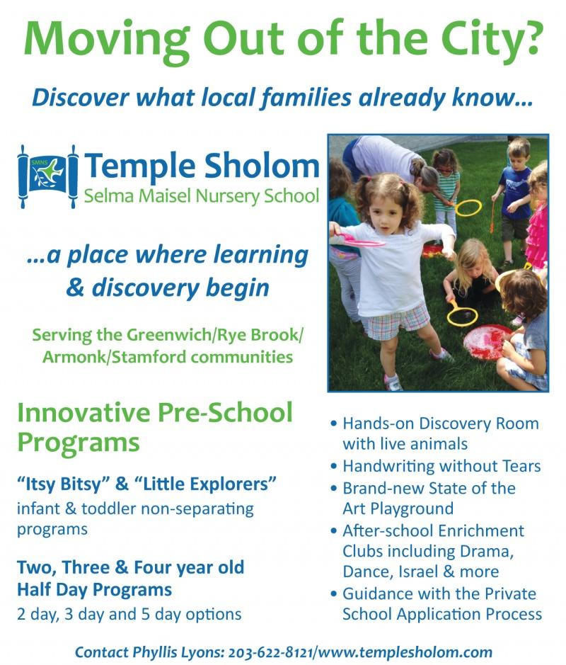 Selma Maisel Nursery School of Temple Sholom