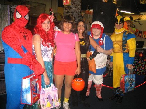 Halloween Spooktacular NJ