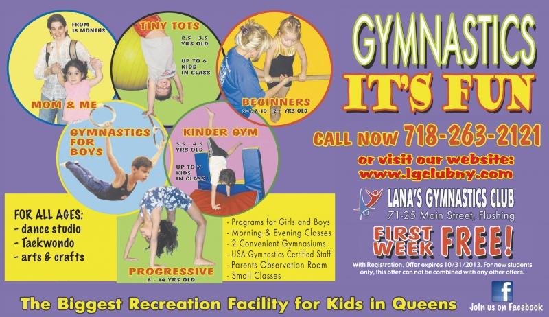 Lana's Gymnastics Club