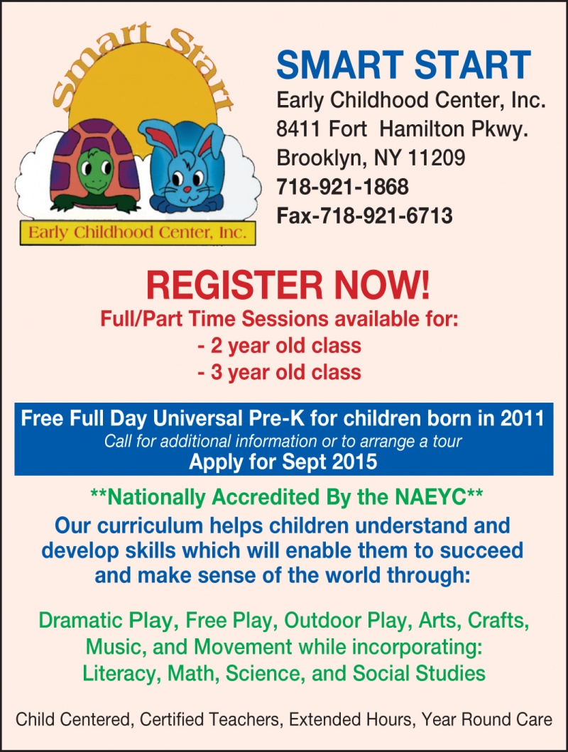 SmartStart Early Childhood Center