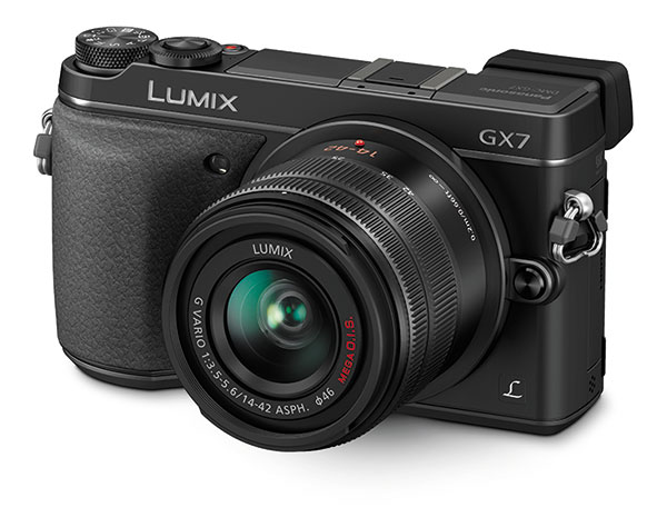 DMC-GX7 Mirrorless Micro Four Thirds Digital Camera