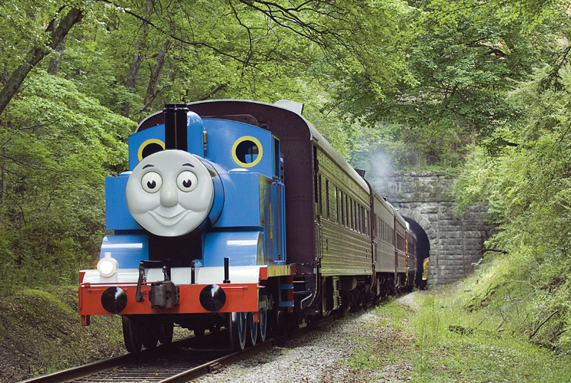 day out with thomas the train