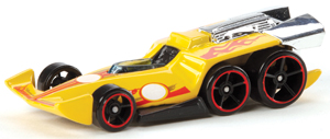 Hot Wheels Danicar; Danica Patrick Hot Wheels car