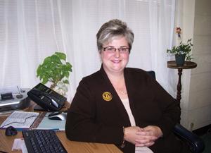 Lori Lee Joerz, principal of Trinity Lutheran School