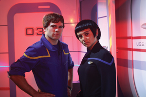 Mad Science Presents Star Trek Live