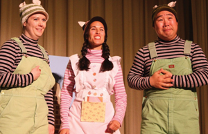 three little pigs musical
