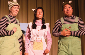 Three Little Pigs Opera