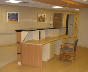 Nyack Hospital new pediatrics unit