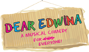 Dear Edwina theater sign