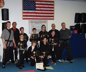 Dynamic Martial Arts, Westport, CT
