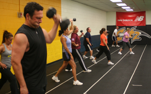CATZ sport performance center; adult fitness class
