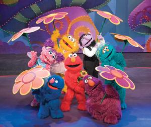 Sesame Street Live: Elmo's Green Thumb