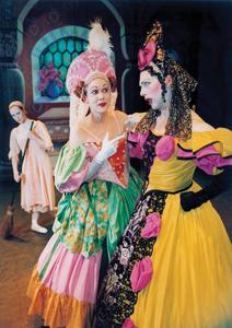 ugly stepsisters; Cinderella ballet