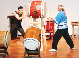 Stony Brook Taiko Drum Ensemble; chinese new year festival