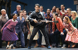 All Shook Up, Elvis musical